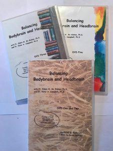 BALANCING BODYBRAIN AND HEADBRAIN DVD