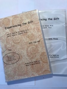 EXPERIENCING THE GIFT (ANGEL FIRE) DVD