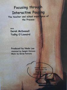 FOCUSING THROUGH INTERACTIVE PAUSING -The TEACHER process DVD