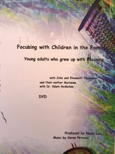 FOCUSING WITH CHILDREN IN THE FAMILY DVD