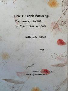 HOW I TEACH FOCUSING Bebe Simon DVD