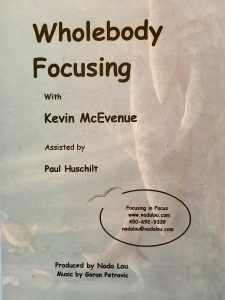 WHOLEBODY FOCUSING  Kevin McEvenue DVD