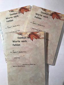 DENKEN WO WORTE NOCH FEHLEN TAE/GERMAN DVD