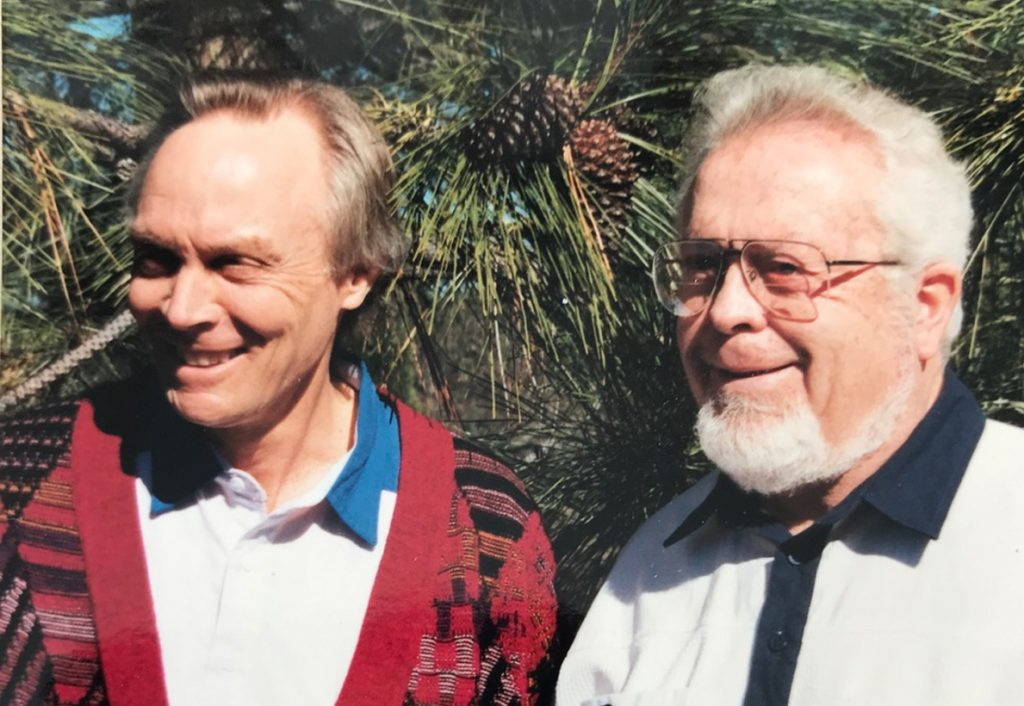 Edwin M. McMahon and Peter A. Campbell